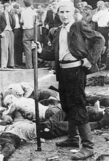 Le garage Lietukis : Dessous d'un pogrom 111