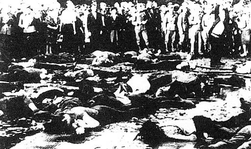 Le garage Lietukis : Dessous d'un pogrom 211
