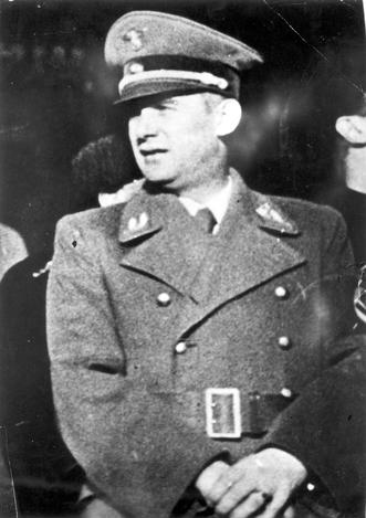 "Hermann Höfle – ""Nettoyeur de Ghettos"" 80160210"