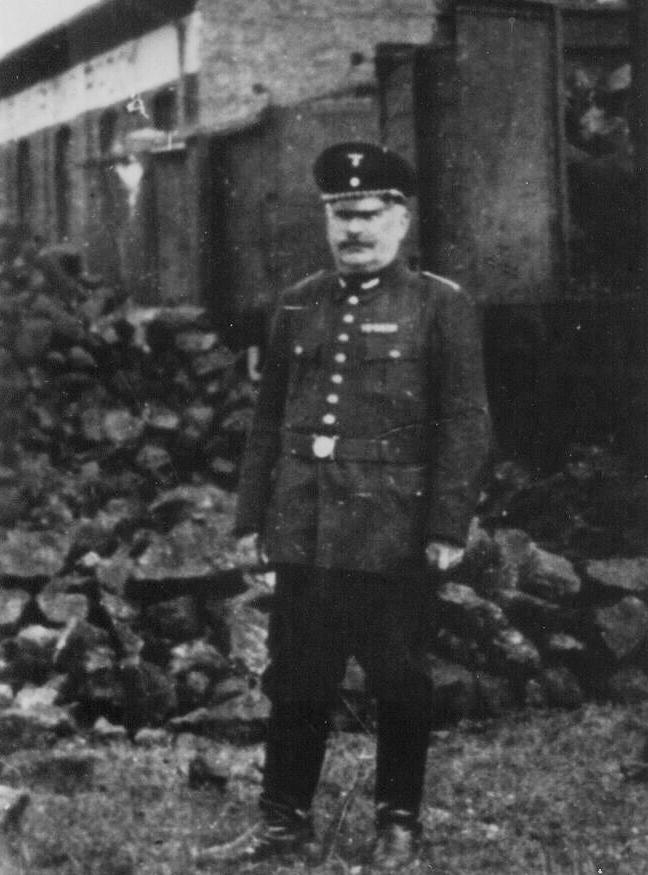 Treblinka : Histoire, plans et images Goecke10