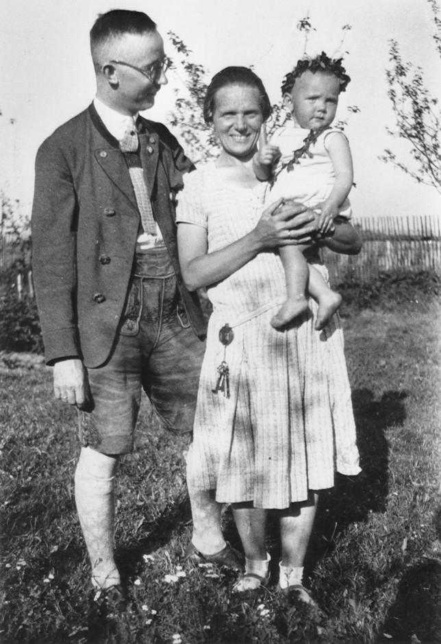 Gudrun, fille d'Heinrich Himmler Himmle11