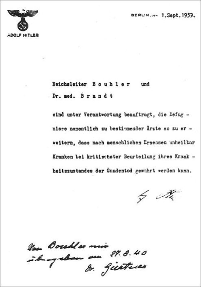"Heydrich et la ""Solution Finale"" - Part I - Page 5 Hitler10"