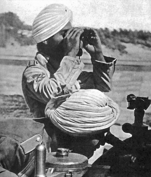 Légion Indienne SS  ... Indian10