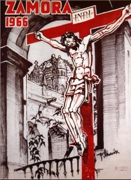CARTELES DE SEMANA SANTA ANTIGUOS - Página 2 Ssz_1941