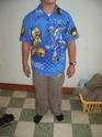 chemise power ranger Kit_me20