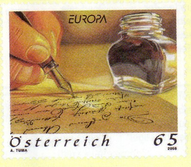 Die Briefmarke Europa10