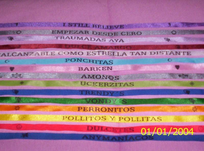 RBD narukvice!!! Rbdnar13