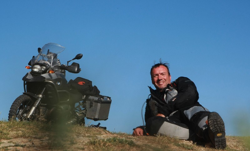2012, année africaine. Intercontinental Rally 2012 Garaon10
