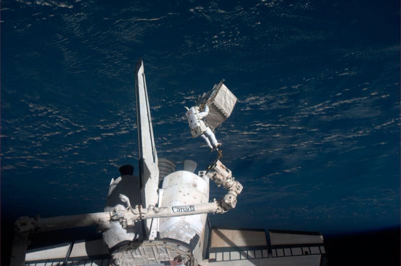 Séries de photos au sujet de l'espace: boston.com Bp33110