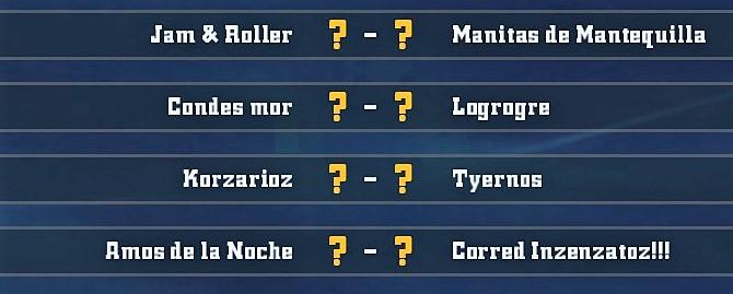 Doblez Karakolaz 3 - Playoffs / Cuartos de final 20181110