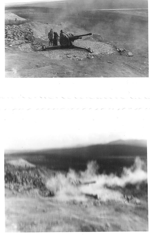 Canons de 105 mm hotwizer - Poste Signal 06_04_10