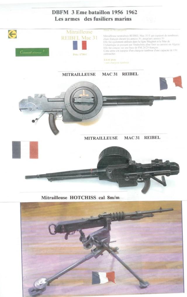 Armement des Fusiliers Marins Numeri27