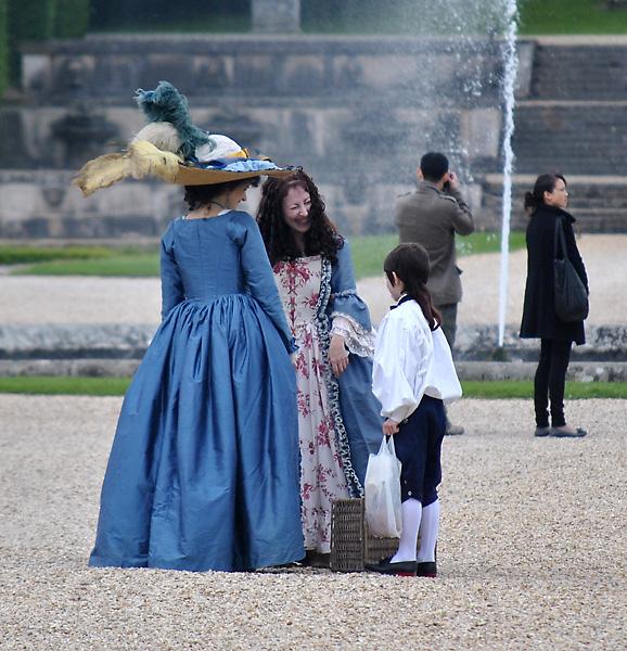 Journée Grand-Siècle 2012 à Vaux-les photos - Page 2 Hautec10
