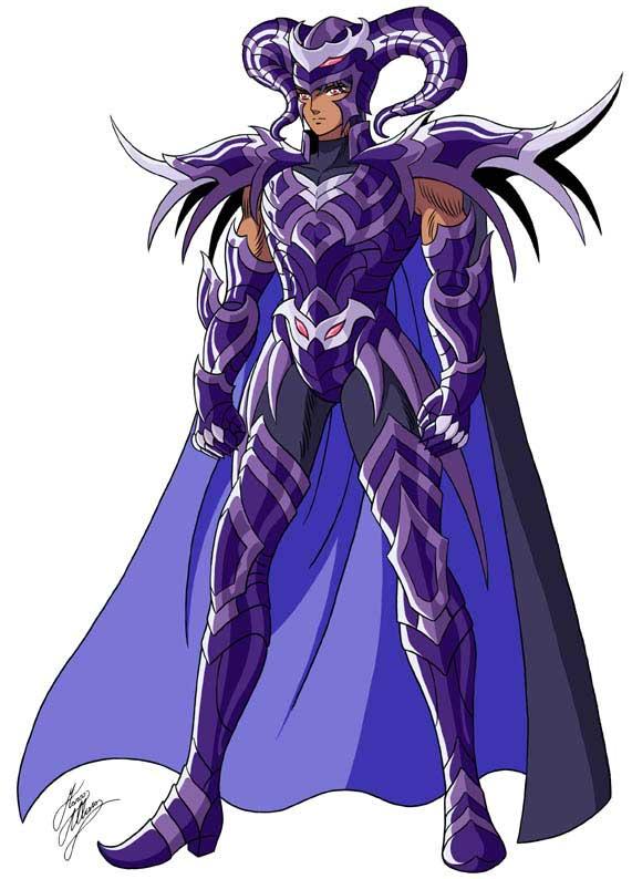 Saint Seiya - As armaduras Mim-hy10