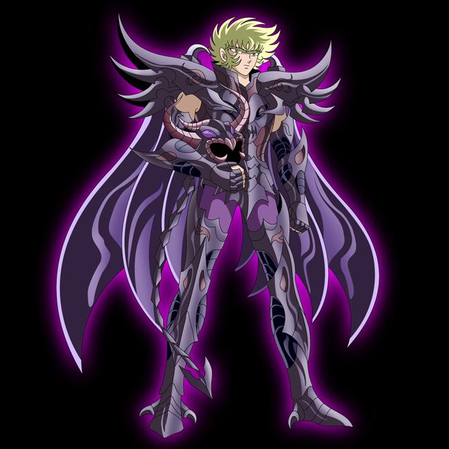 Saint Seiya - As armaduras Rhadam10