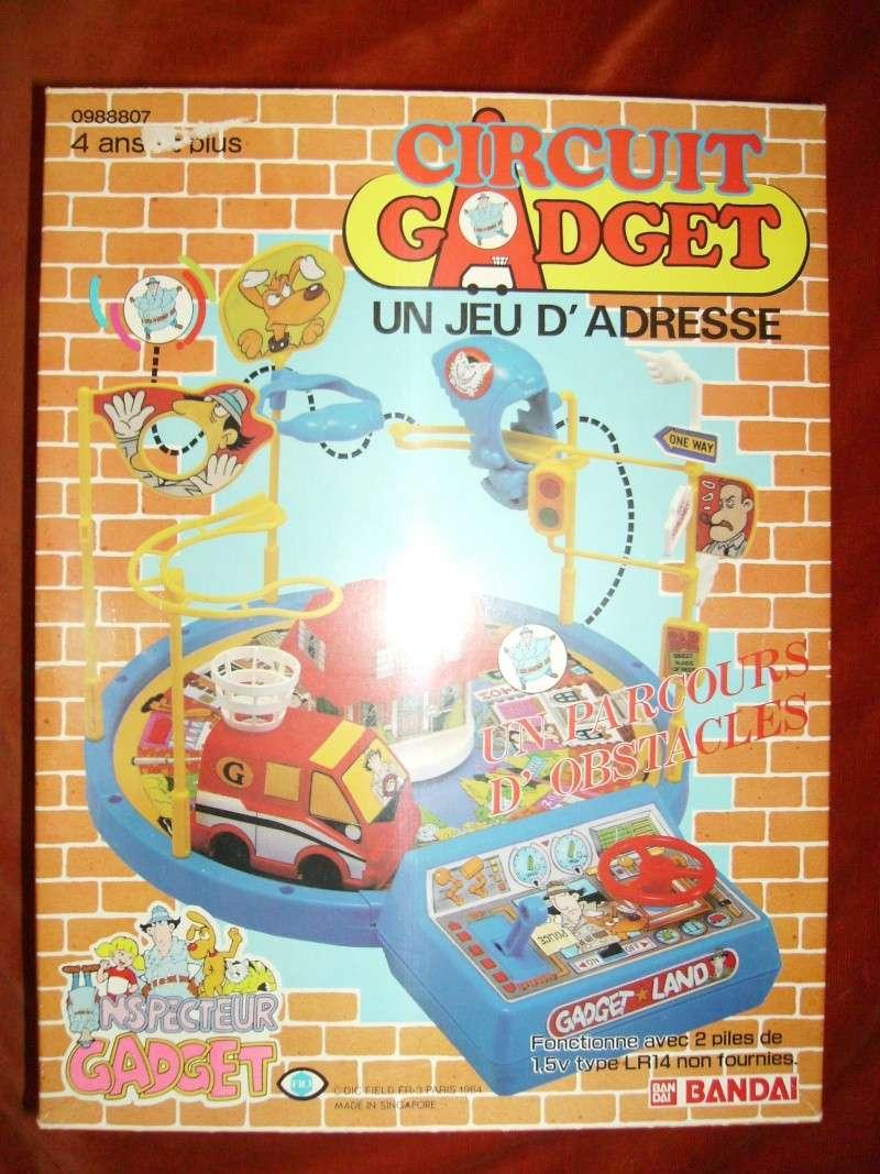 INSPECTOR GADGET / Inspecteur Gadget (Bandai, Galoob..) 1985 Imgp0028