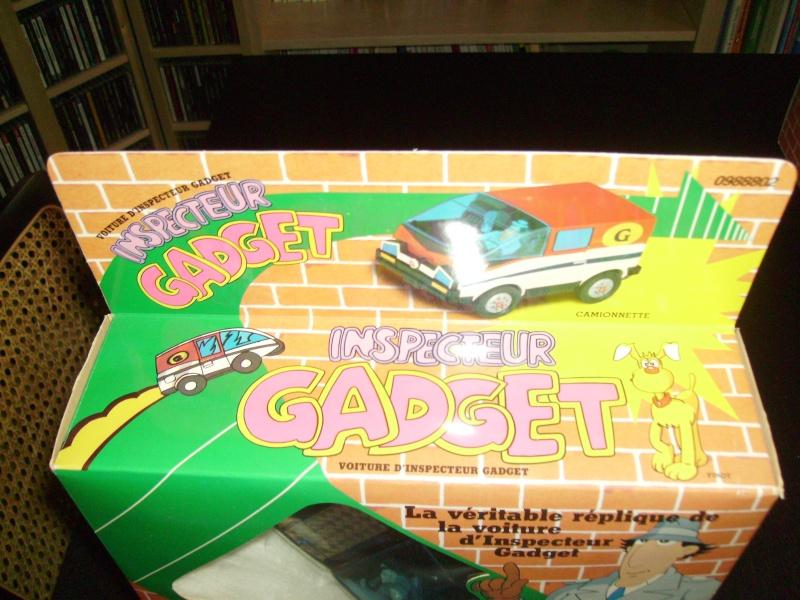INSPECTOR GADGET / Inspecteur Gadget (Bandai, Galoob..) 1985 Imgp0040