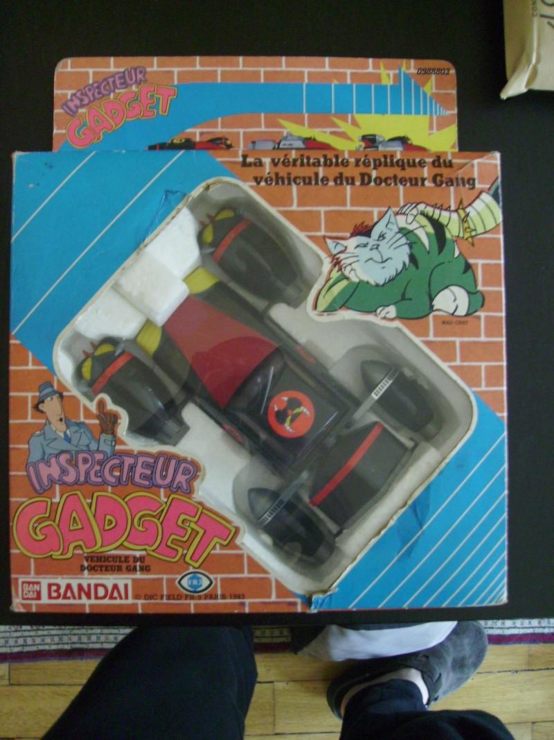 INSPECTOR GADGET / Inspecteur Gadget (Bandai, Galoob..) 1985 Imgp0043
