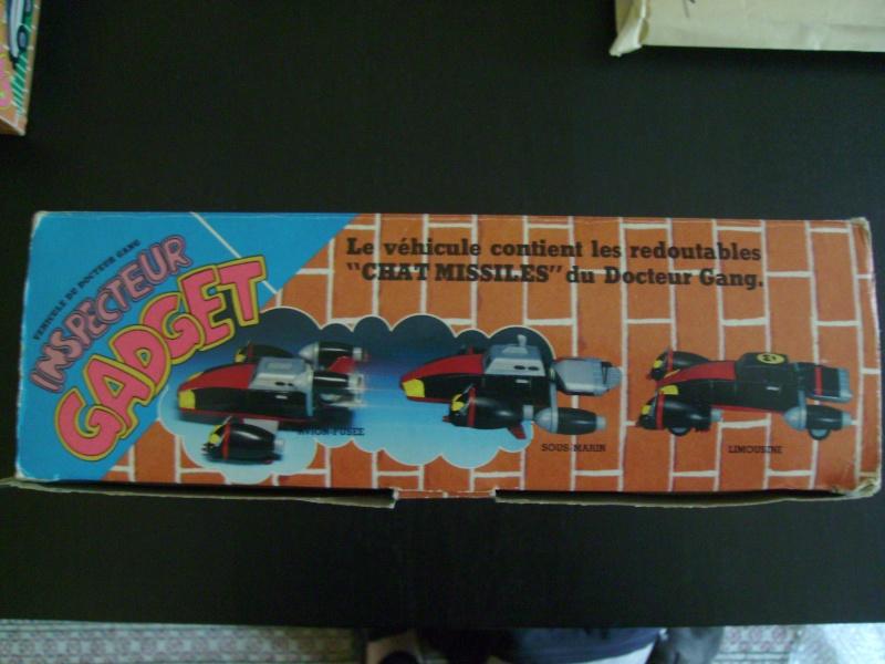 INSPECTOR GADGET / Inspecteur Gadget (Bandai, Galoob..) 1985 Imgp0044