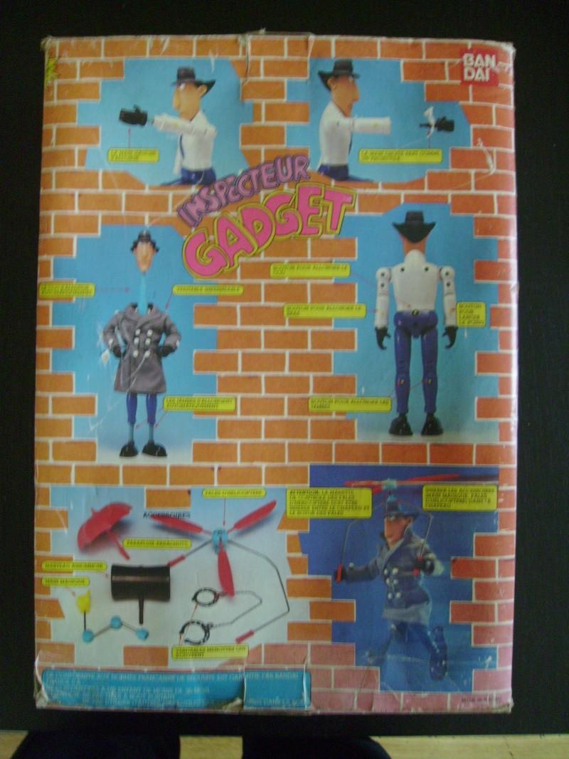 INSPECTOR GADGET / Inspecteur Gadget (Bandai, Galoob..) 1985 Imgp0047