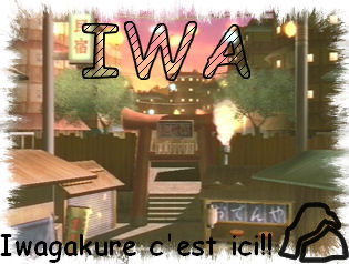Le village d'Iwa