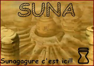 Le village de Suna