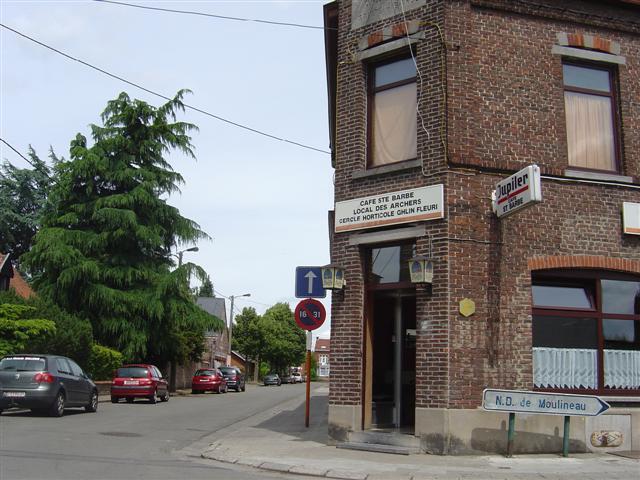 la commune où j'habite: GHLIN 20080517