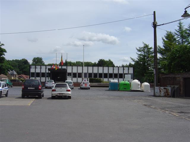 la commune où j'habite: GHLIN 20080519