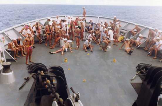 Les traditions dans la Marine Ligne_12