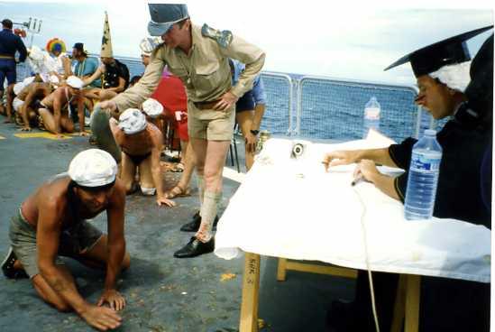 Les traditions dans la Marine Ligne_20