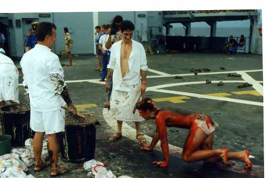 Les traditions dans la Marine Ligne_38