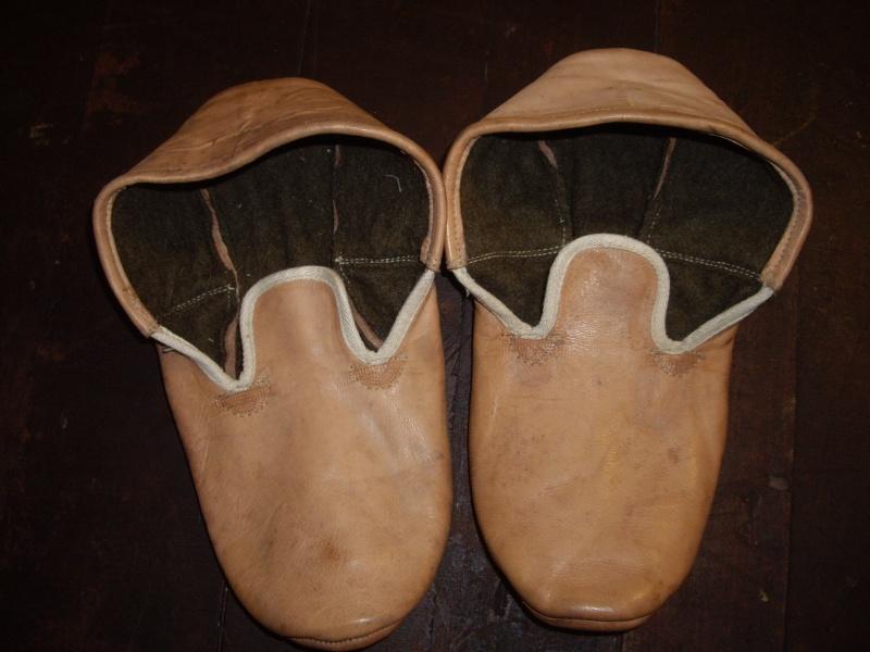 Paire de chaussons Imgp9518