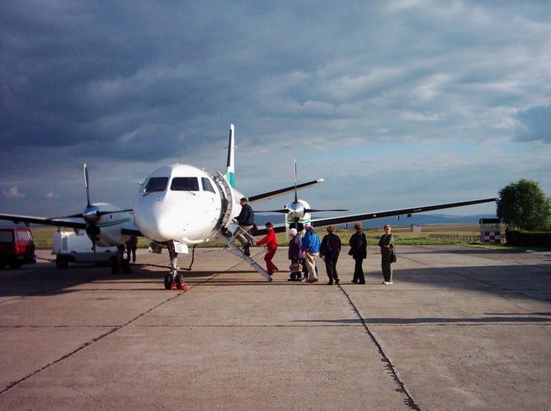Aeroportul Suceava (Stefan Cel Mare) - 1994 - 2007 12410