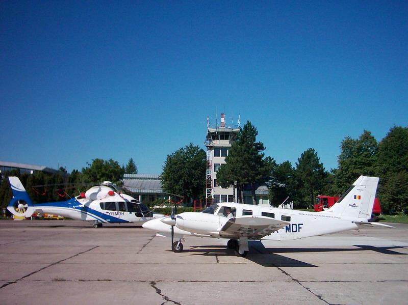 Aeroportul Suceava (Stefan Cel Mare) - 1994 - 2007 1510