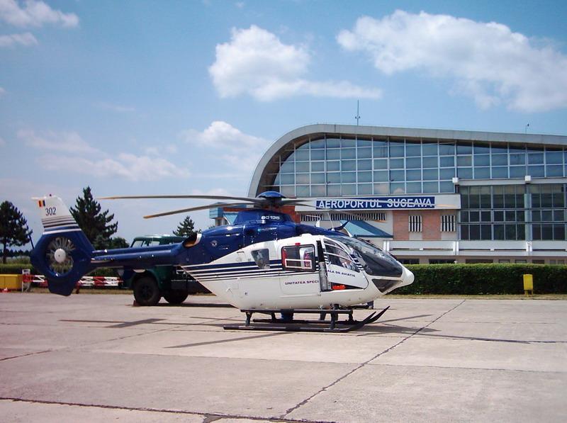 Aeroportul Suceava (Stefan Cel Mare) - 1994 - 2007 310