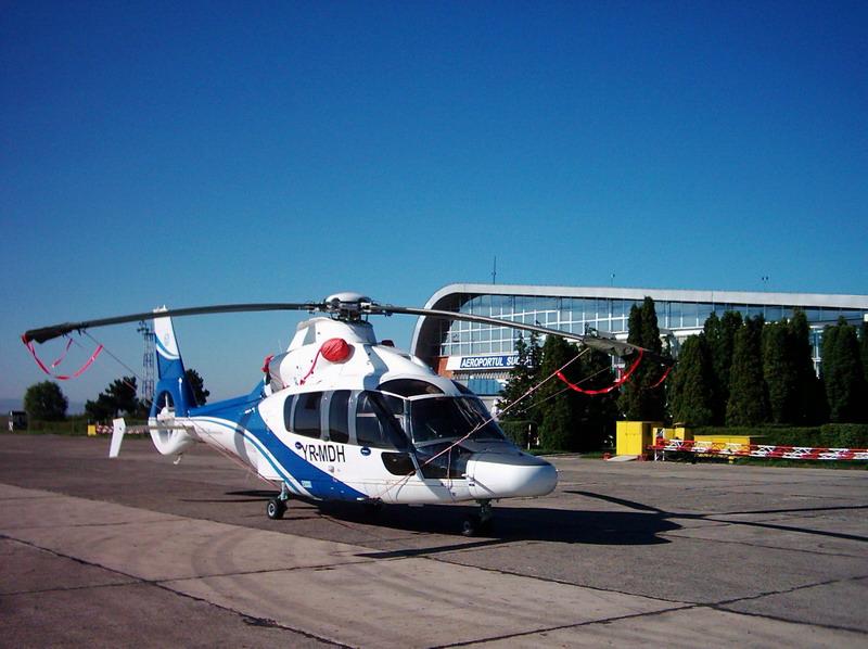 Aeroportul Suceava (Stefan Cel Mare) - 1994 - 2007 610