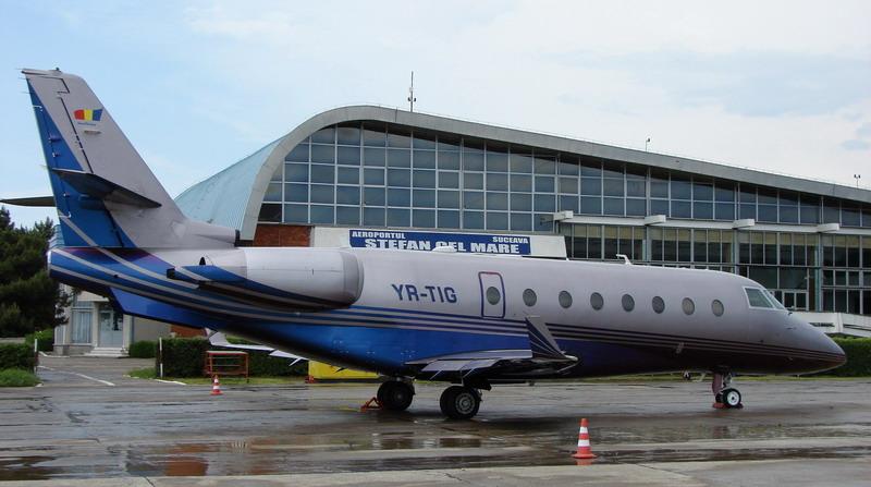 Aeroportul Suceava (Stefan Cel Mare) - 1994 - 2007 712