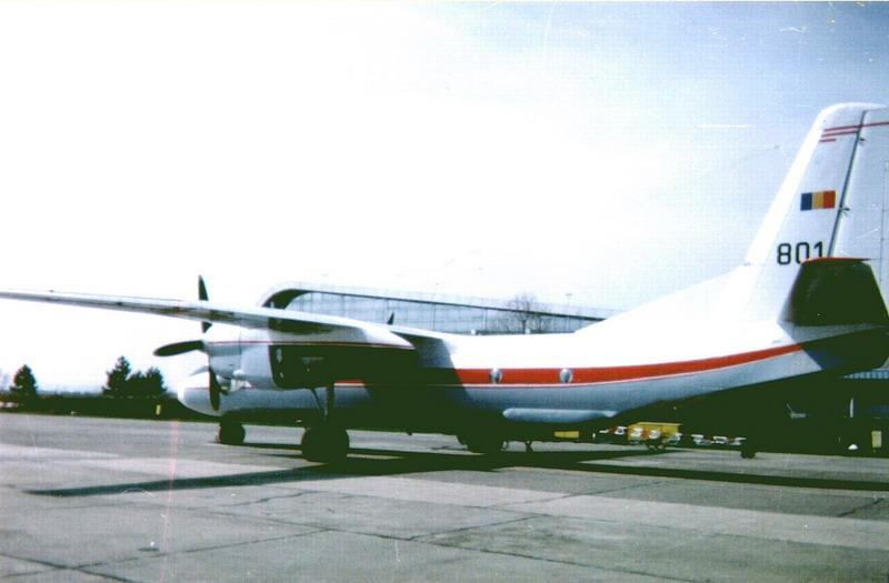 Aeroportul Suceava (Stefan Cel Mare) - 1994 - 2007 80110