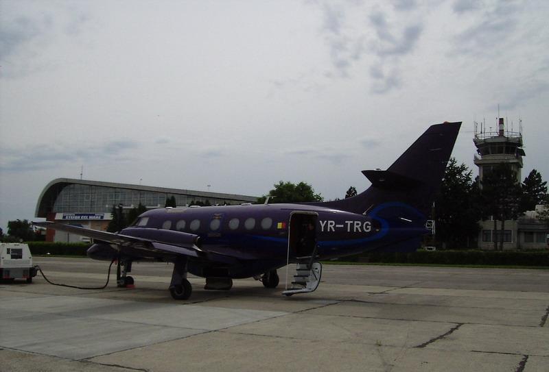 Aeroportul Suceava (Stefan Cel Mare) - 1994 - 2007 910