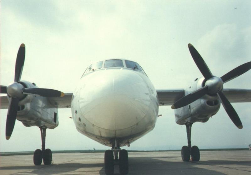 Aeroportul Suceava (Stefan Cel Mare) - 1994 - 2007 Bme_au11