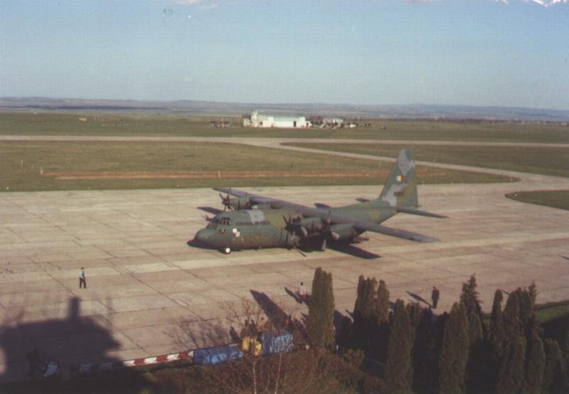 Aeroportul Suceava (Stefan Cel Mare) - 1994 - 2007 C130_610