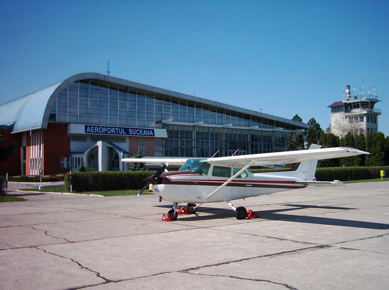 Aeroportul Suceava (Stefan Cel Mare) - 1994 - 2007 C172_n10