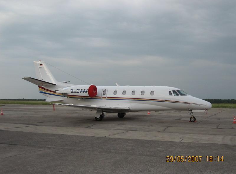 Aeroportul Suceava (Stefan Cel Mare) - 1994 - 2007 Chhh10