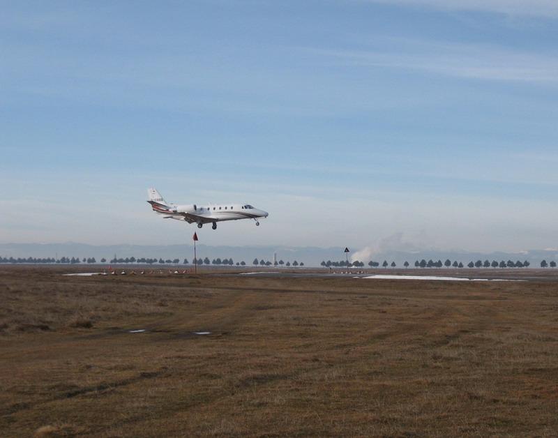 Aeroportul Suceava (Stefan Cel Mare) - 1994 - 2007 D-cbbb10