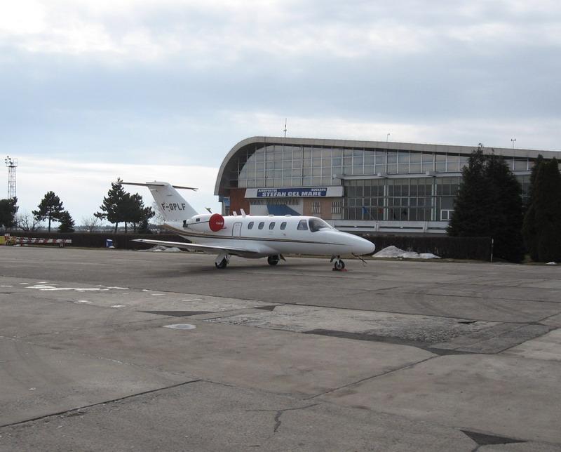 Aeroportul Suceava (Stefan Cel Mare) - 1994 - 2007 F-gplf10