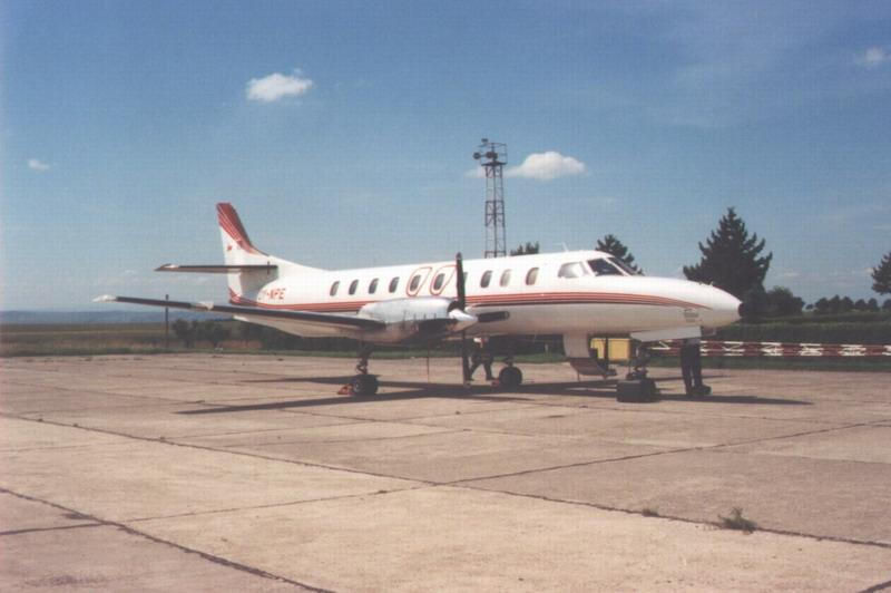 Aeroportul Suceava (Stefan Cel Mare) - 1994 - 2007 Fairch10
