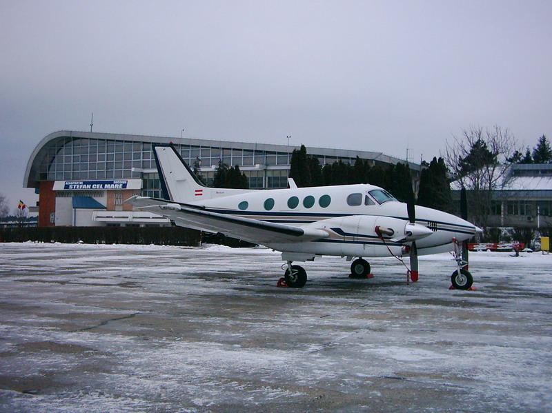Aeroportul Suceava (Stefan Cel Mare) - 1994 - 2007 Ice10