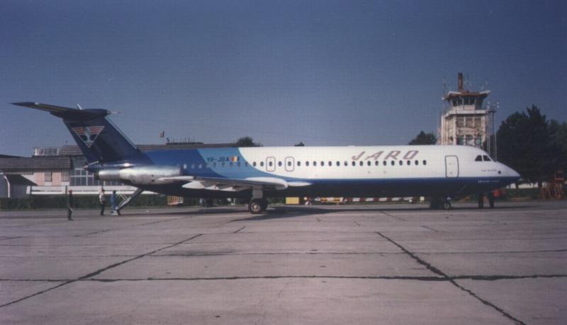 Aeroportul Suceava (Stefan Cel Mare) - 1994 - 2007 Jba10