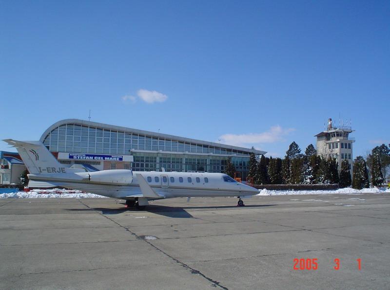 Aeroportul Suceava (Stefan Cel Mare) - 1994 - 2007 Myavia20
