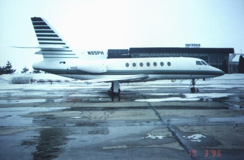 Aeroportul Suceava (Stefan Cel Mare) - 1994 - 2007 N95ph10